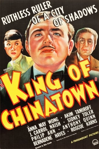 Poster of King of Chinatown