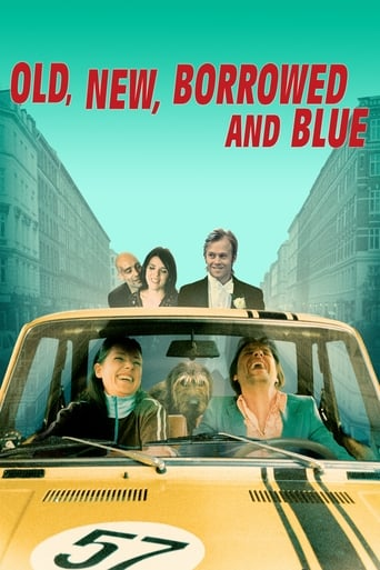 Poster of Old, New, Borrowed and Blue