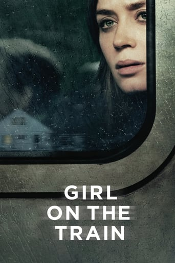 Filmplakat von Girl On The Train