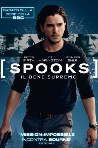 Poster of Spooks: Il bene supremo