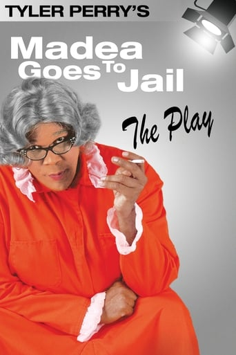 Poster of Madea Goes to Jail (The Play)