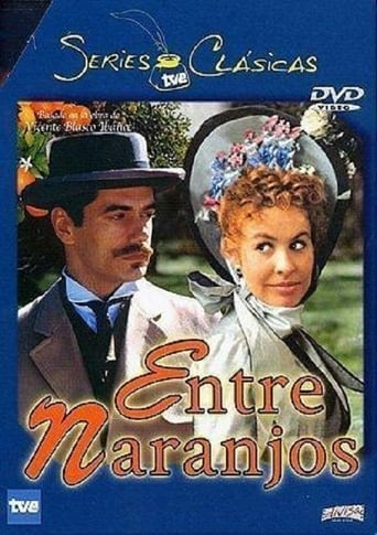 Poster of Entre naranjos