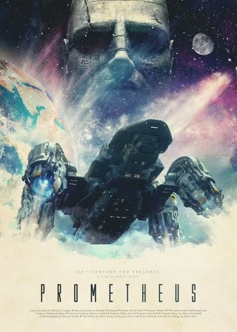 Poster of Prometheus (Fan Edit)