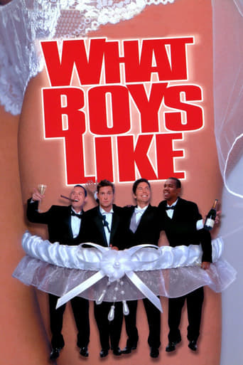 Poster of What Boys Like