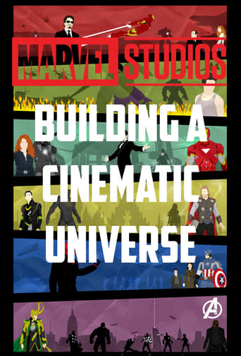 Poster of Marvel Studios: Building a Cinematic Universe