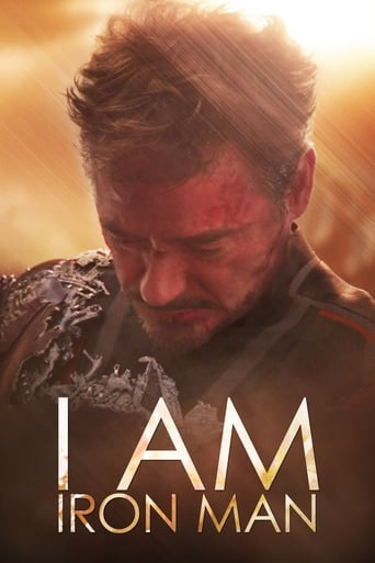 I Am Iron Man poster