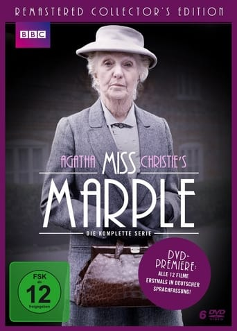 Poster of Agatha Christie Miss Marple die komplette Serie