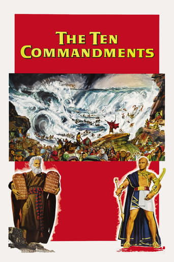 Poster of Desatero přikázání