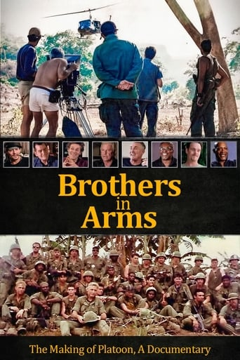 Poster of Brothers in Arms