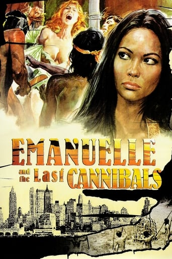 Poster of Emanuelle and the Last Cannibals