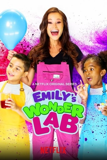 Poster of Emily's Wonder Lab