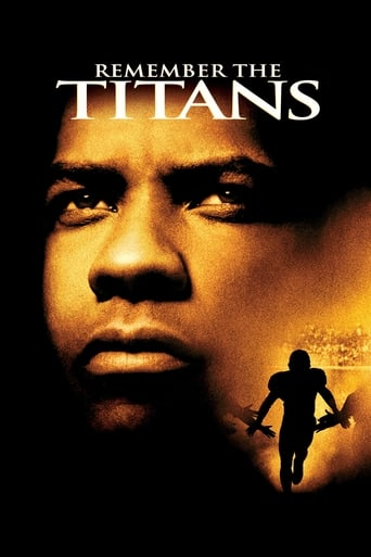 Poster of Remember the Titans