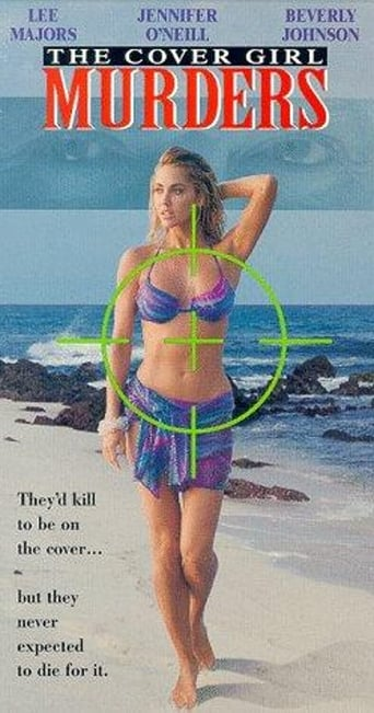 Poster of The Cover Girl Murders