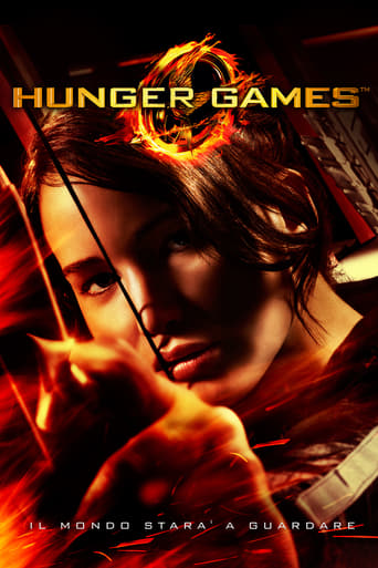 Poster of Hunger Games