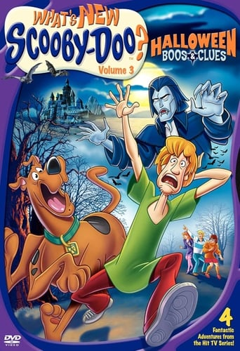What's New Scooby-Doo? Vol. 3: Halloween Boos and Clues