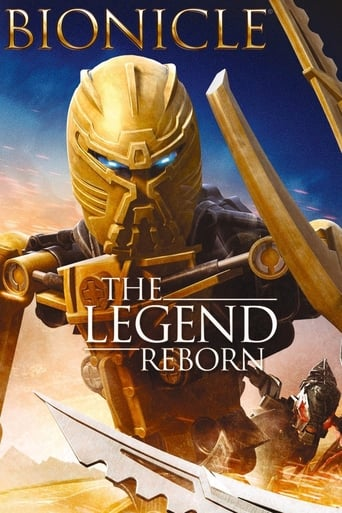 Poster of Bionicle: The Legend Reborn
