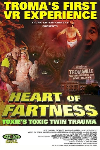 Heart of Fartness: Troma's First VR Experience Starring the Toxic Avenger poster