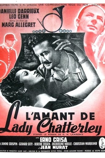 Poster of L'amant de Lady Chatterley