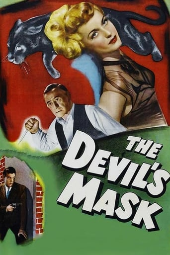 Poster of The Devil's Mask