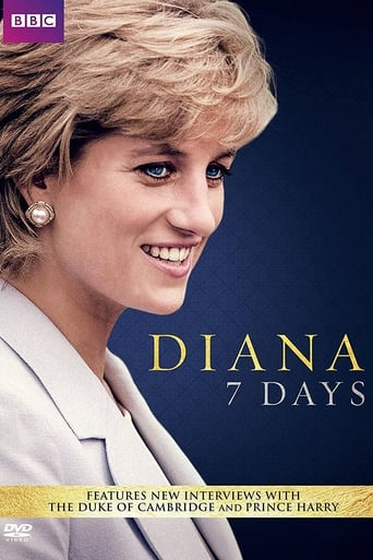 Poster of Diana, 7 Days