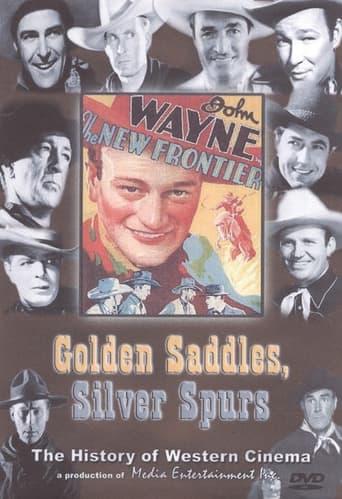Poster of Golden Saddles, Silver Spurs