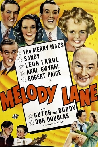 Poster of Melody Lane