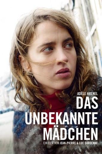 Filmplakat von Das unbekannte Mädchen