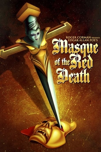Poster of Masque of the Red Death