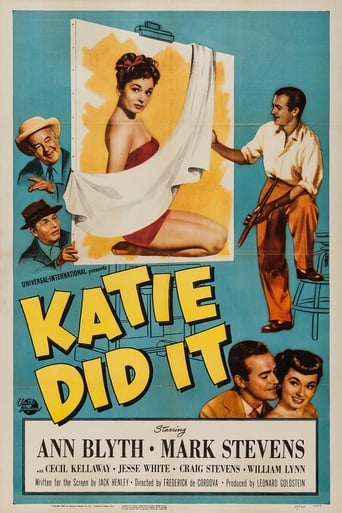 Poster of Katie Did It