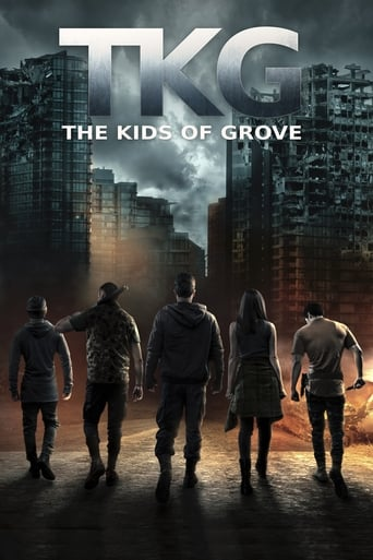 Poster of TKG: The Kids of Grove