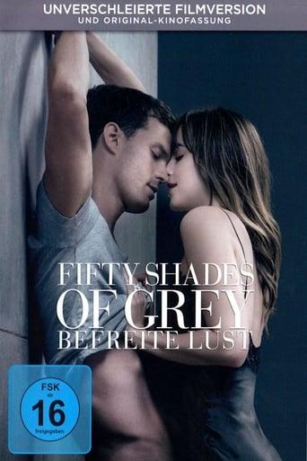 Filmplakat von Fifty Shades of Grey - Befreite Lust