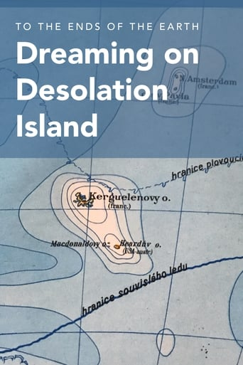 Poster of Dreaming on Desolation Island