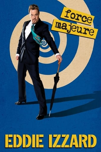 Poster of Eddie Izzard: Force Majeure Live