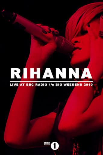 Poster of Rihanna: Live at BBC Radio 1's Big Weekend 2010