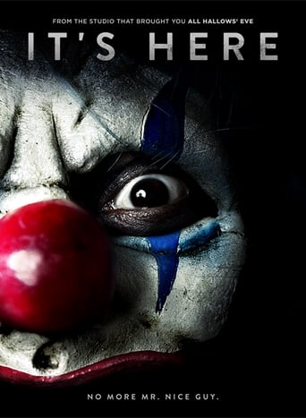 Poster of It's Here