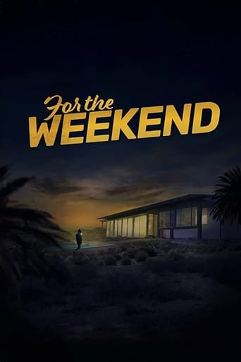 Poster of For the Weekend