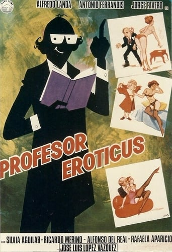 Poster of Profesor Eróticus