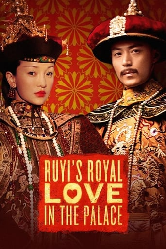 Poster of Ruyi's Royal Love in the Palace