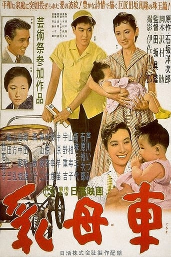 Poster of The Baby Carriage