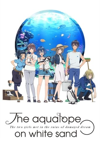 Poster of The Aquatope on White Sand
