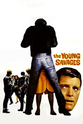 Poster of The Young Savages