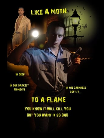 Poster of Like a Moth to a Flame