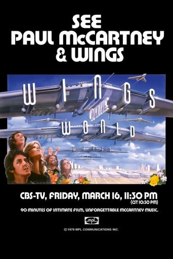 Wings Over the World poster