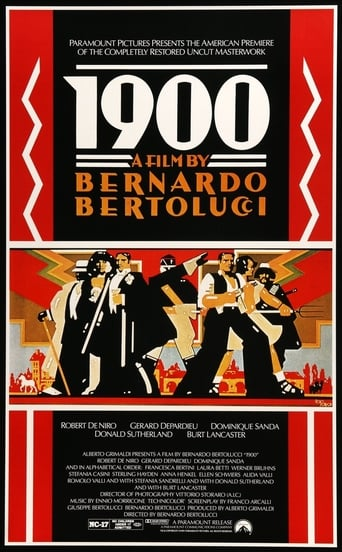 Poster of 1900