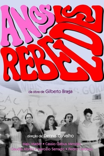 Poster of Rebel Years