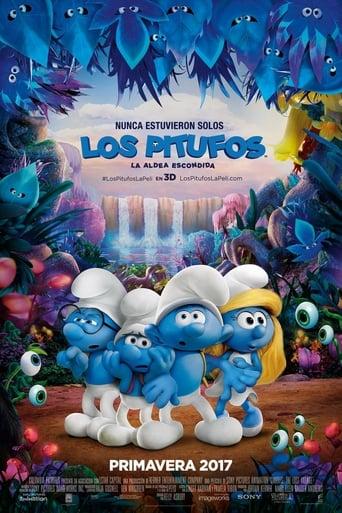 Poster of Los Pitufos: La aldea escondida