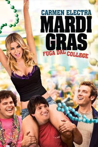 Poster of Mardi Gras - Fuga dal college