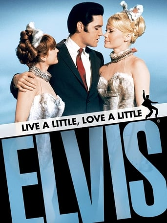Poster of Live a Little, Love a Little