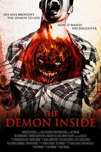 Poster of The Demon Inside