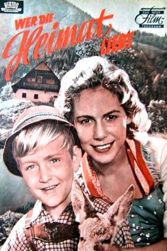 Poster of Wer die Heimat liebt